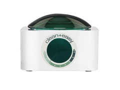 Clean + Easy |  Clean + Easy Deluxe Pot Wax Warmer on a wide view shot