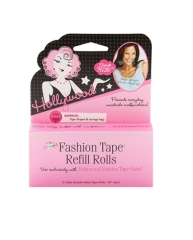 Hollywood Fashion Tape refill rolls packaging with text