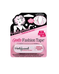 Hollywood gentle fashion tape pack with text in 3D illustration