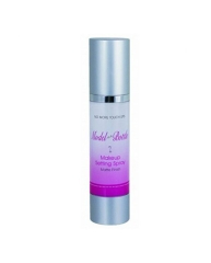 Capped 1.7-ounce model in a bottle makeup setting spray in the original variant