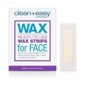 Ready-To-Use Wax Strips for Face 12 Ct.